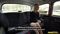 Fake Taxi Blonde MILF Victoria Pure Fucked in Back of a Taxi