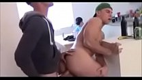 Straight guy gets fucked for the first time