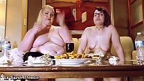 MESSY BBW Hotel MUKBANG with Velma Voodoo - download porn videos