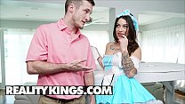 Gorgeous Babe (Lacey Channing) Knows How To Ride Hard Cock - RealityKings