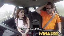 Fake Driving School USA babe Anna De Ville gets UK anal sex - 9Club.Top
