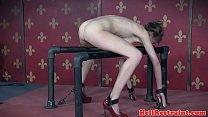 Drooling sub caned until her ass is raw ◦ indiansexmoovies thumbnail