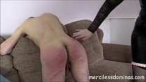 Lucky Luke - Miss L knows How to Punish