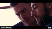 Men.com - (Klein Kerr, Massimo Piano, Paddy OBrian) - The Couple That Fucks Together Part 3 - Drill My Hole - Trailer preview