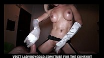 Silky Gloves Handjob Finisher preview image