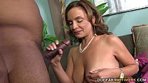 Busty Cougar Rebecca Bardoux Loves BBC Anal image