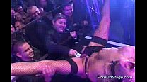Download video bokep Porn on stage stripper toying 3gp terbaru