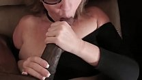 PAWG mature tra ined by long BBc c