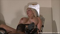 Clinic domination medical fetish of Melanie Moon in pussy stabling punishment an Image