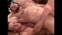 Joe Parker's1st gay4pay scene ever.with a really hot bodybuilder. thumbnail