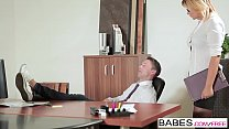 Babes - Office Obsession - (Lutro) and (Anna Po...