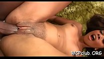Anus of cutie is fucked - download porn videos