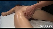 See these girls get screwed hard by their massage therapist preview image