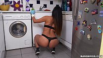 Cleaning Up With Latina Nicole Rey on My Dirty Maid (mda15836)