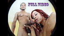 BANGBROS - Chyanne Jacobs Takes Castro's Big Black Dick In Her Ass Hole Thumbnail