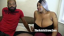 sexy thick bbw couple zada roze fucked by hubby preview image
