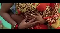 Indian newly maried hot wife romance in bed room