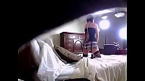 Lil Christi&039;s in her plaid skirt having multiple creamy orgasms after dp with plug and vibra [영화 뒷 이야기 behind scenes]