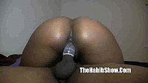 first time amateur  thick red carmel cakes pussy banged by BBC p2 preview image