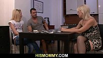 Strip poker leads to pussy toying thumbnail