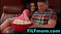 Daughter gets a lesson from stepdad - I found the girl @ FiLFmom.com - download porn videos