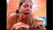 deep throat gagging crying racist spanish whore...