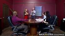 Image: Brazzers - Big Tits at Work - (Nicole Aniston), (Johnny Sins) - Union Nutbuster