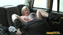 Fake Taxi Big tits passenger pussy licked and railed by fake driver Preview