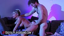 Pierced assassin (Jessa Rhodes) pounded by the competition - Digital Playground