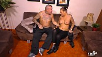 Image: SEXTAPE GERMANY - German babe and partner fuck during their first time porn