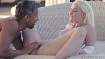 Blonde babe and her lover's big dick - Lovisa Fate, Lutro preview image