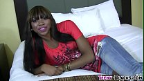 Black slut teen rides rod - Download mp4 XXX porn videos