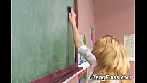 Schoolgirl Gets Dicked By Her Teacher