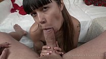 Young Anal Tryouts - Yummy cutie gets her anal sex hunger satisfied Vorschaubild