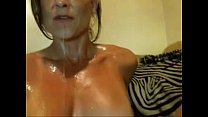 Beautiful Milf Masturbation And Squirt From mee...