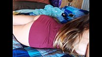 Camgirl shows off her big bubbly ass - mywildca...