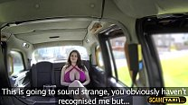Nice Big Tits Super Hot Lady Gets Fucked And Sucked In The Taxi
