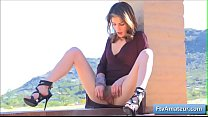FTV Girls presents Kristen-Feeling Herself Deep-01 01 pornhub video