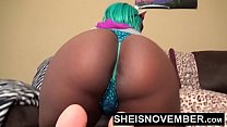 Msnovember HD My Shithole Feels Horny And I Have To Push A Butt Plug Deep Into My Black Assass To Feel Better After Pulling These Panties Down Ass  In Cosplay Yiff Costume Sheisnovember preview image