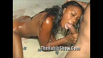 Ex dominican Beauty Queen Caugth on tape Image