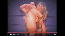 Mixed Wrestling Juan vs Blonde 1