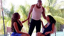 Busty Milfs Richelle Ryan & Dayt Rains Fucked Hard - 9Club.Top