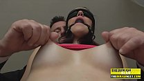 Submissive Czech babe's Thumb