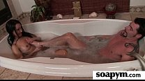 Erotic soapy massage with Happy Ending 8 pornhub video