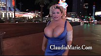 Huge Tits Claudia Marie Singing And Then Fucked By Bbc