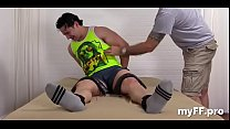 Raw Foot Fetish Dilettante Homosexual Play