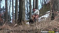 Hot couple fucking in the woods doesn't know they are on camera.1 - Download mp4 XXX porn videos