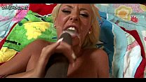 Blonde chick riding a dick and gets sperm