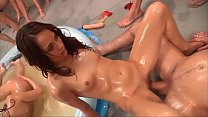 Oiled party 3