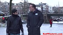 Amsterdam hooker drilled by a foreigner